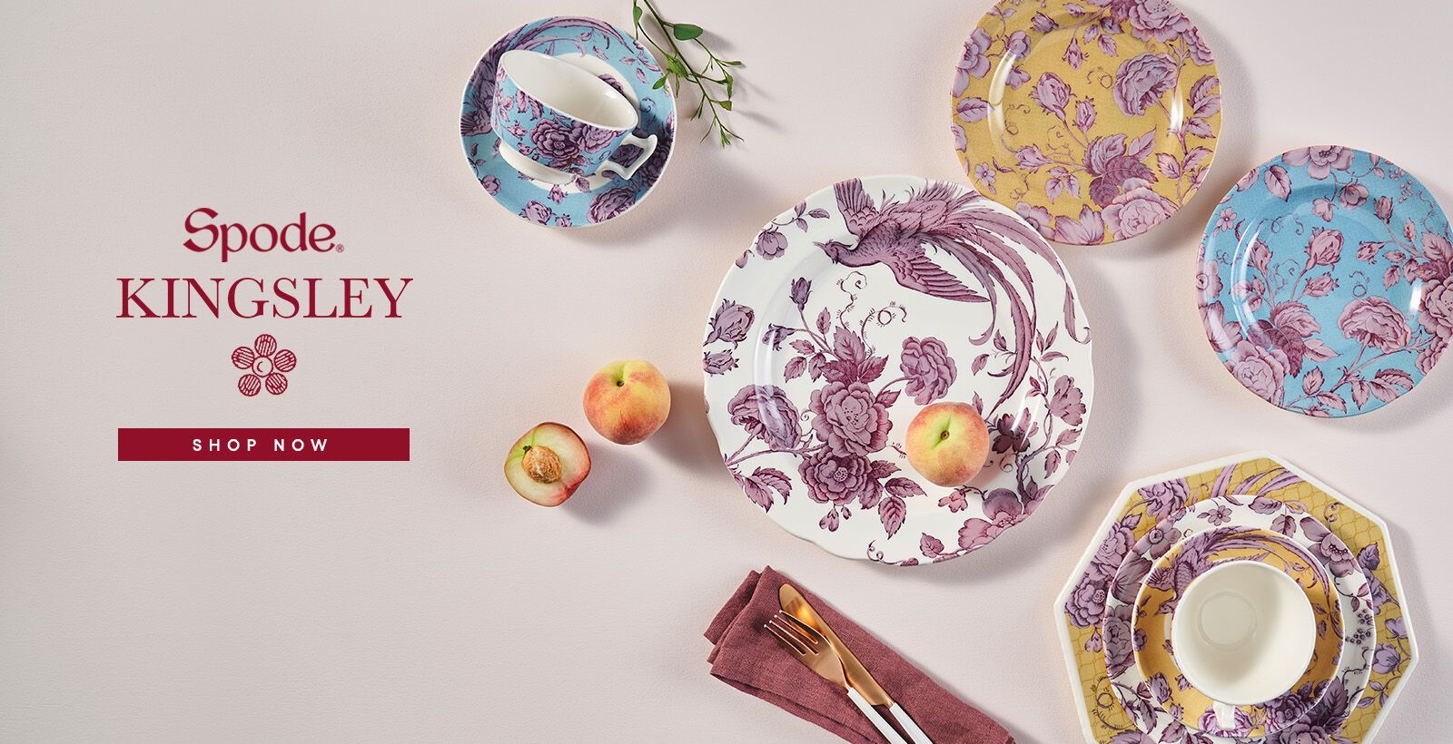 Shop The Kingsley Collection