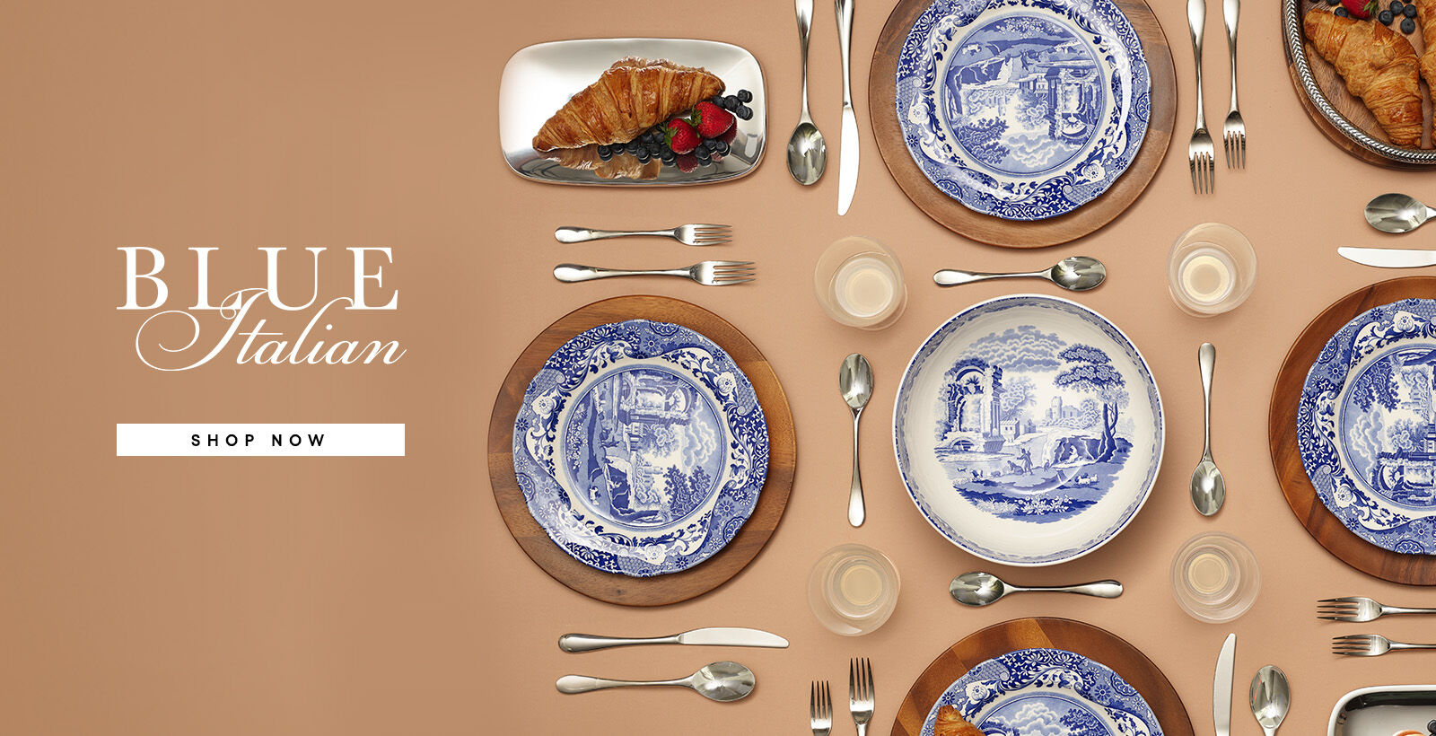 Blue Italian Collections
