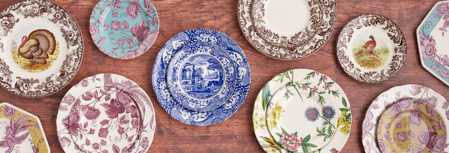 Spode Dinnerware Collections