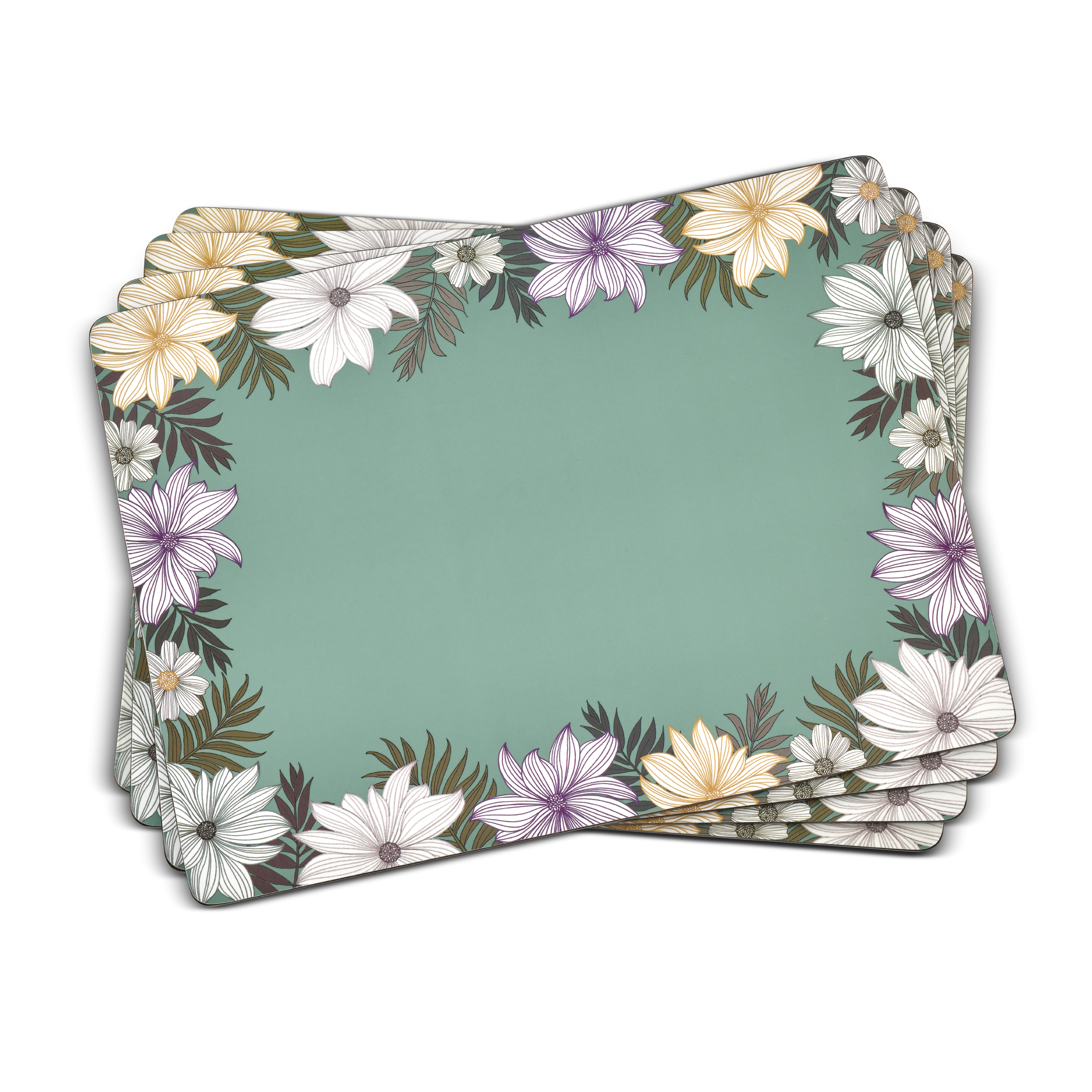 Pimpernel Atrium Placemats Set of 4 image number 0