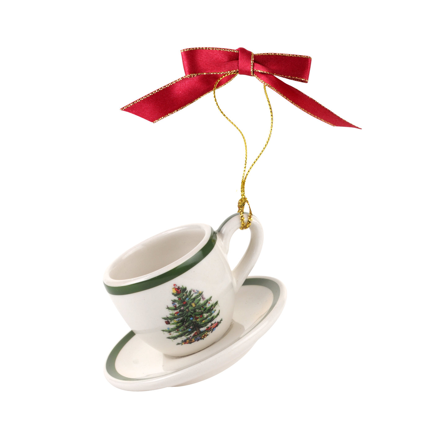 Spode Christmas Tree Cup  image number 0