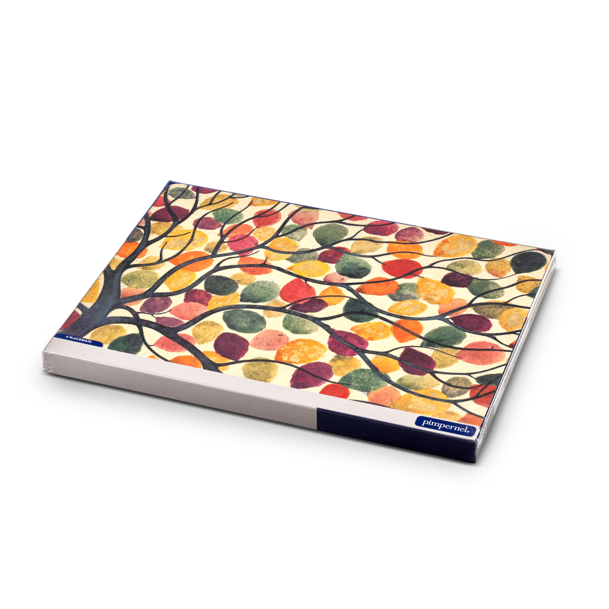 Pimpernel Dancing Branches Set of 4 Placemats image number 4