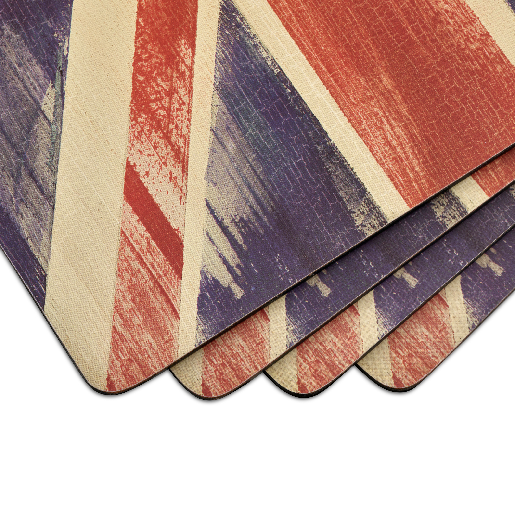 Pimpernel Union Jack Placemats Set of 4 image number 1