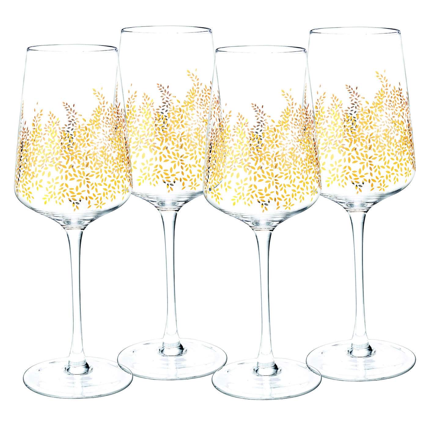 Sara Miller London for Portmeirion Large Wine Glass Set of 4 image number 0