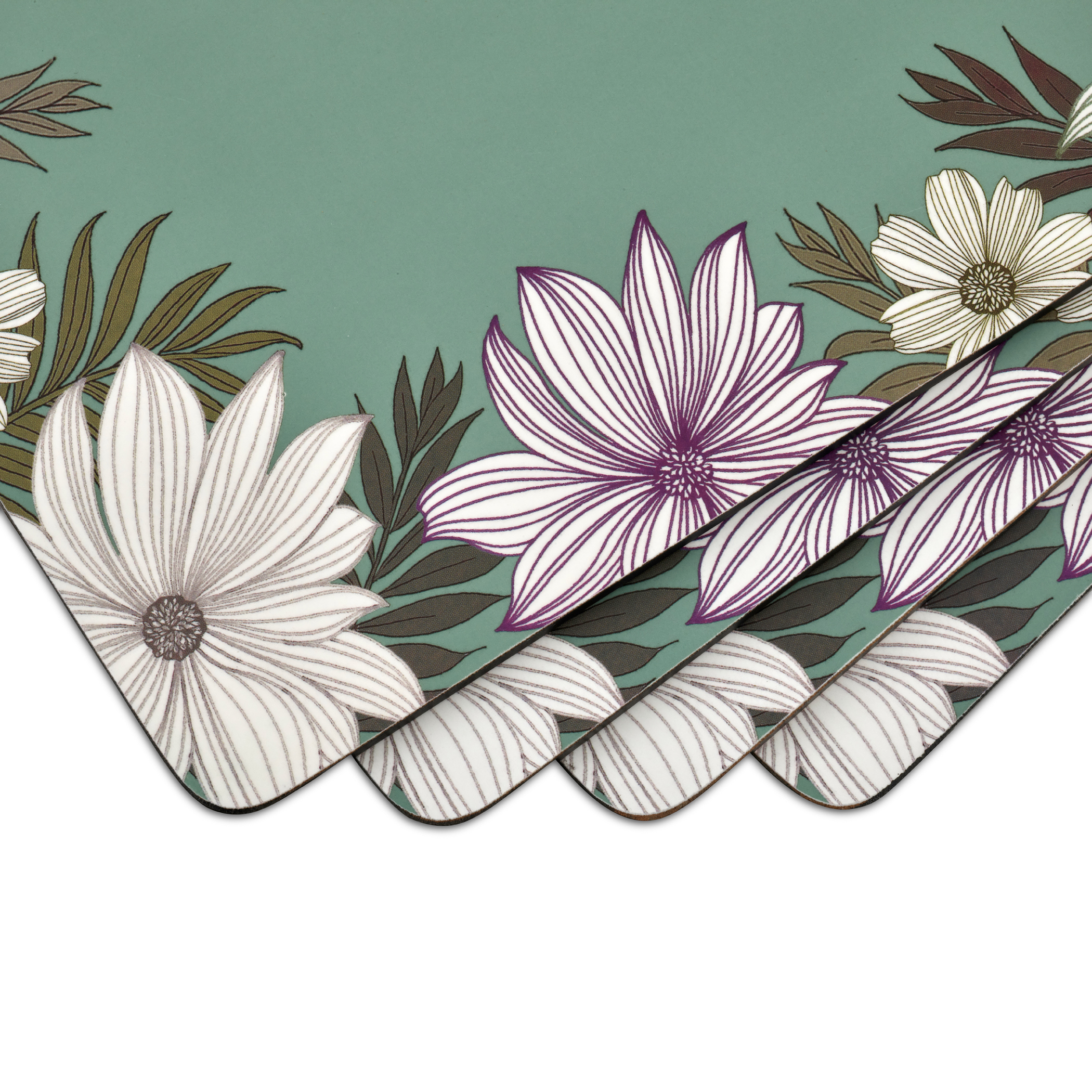 Pimpernel Atrium Placemats Set of 4 image number 2