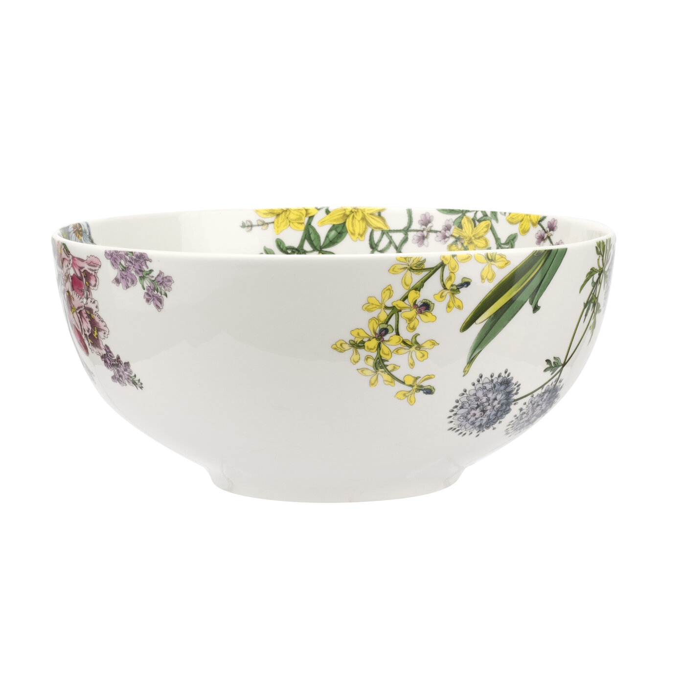 Spode Stafford Blooms 10.75 Inch Bowl image number 0