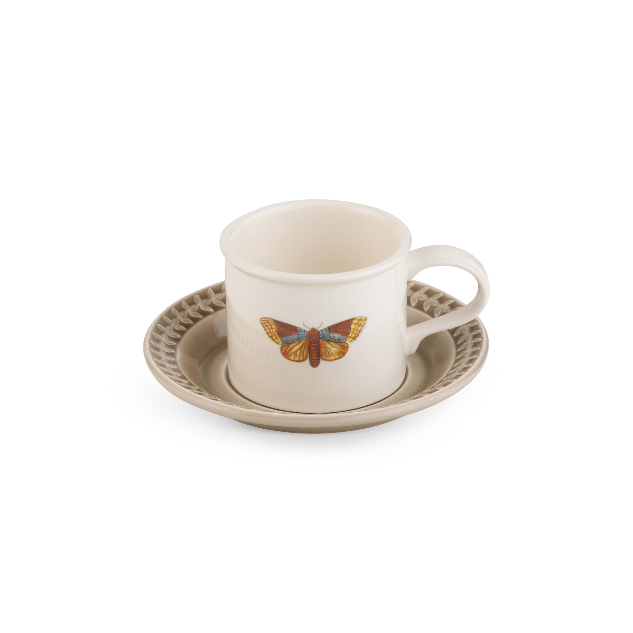 Botanic Garden Harmony Papilio Opal Breakfast Cup and Saucer image number 0