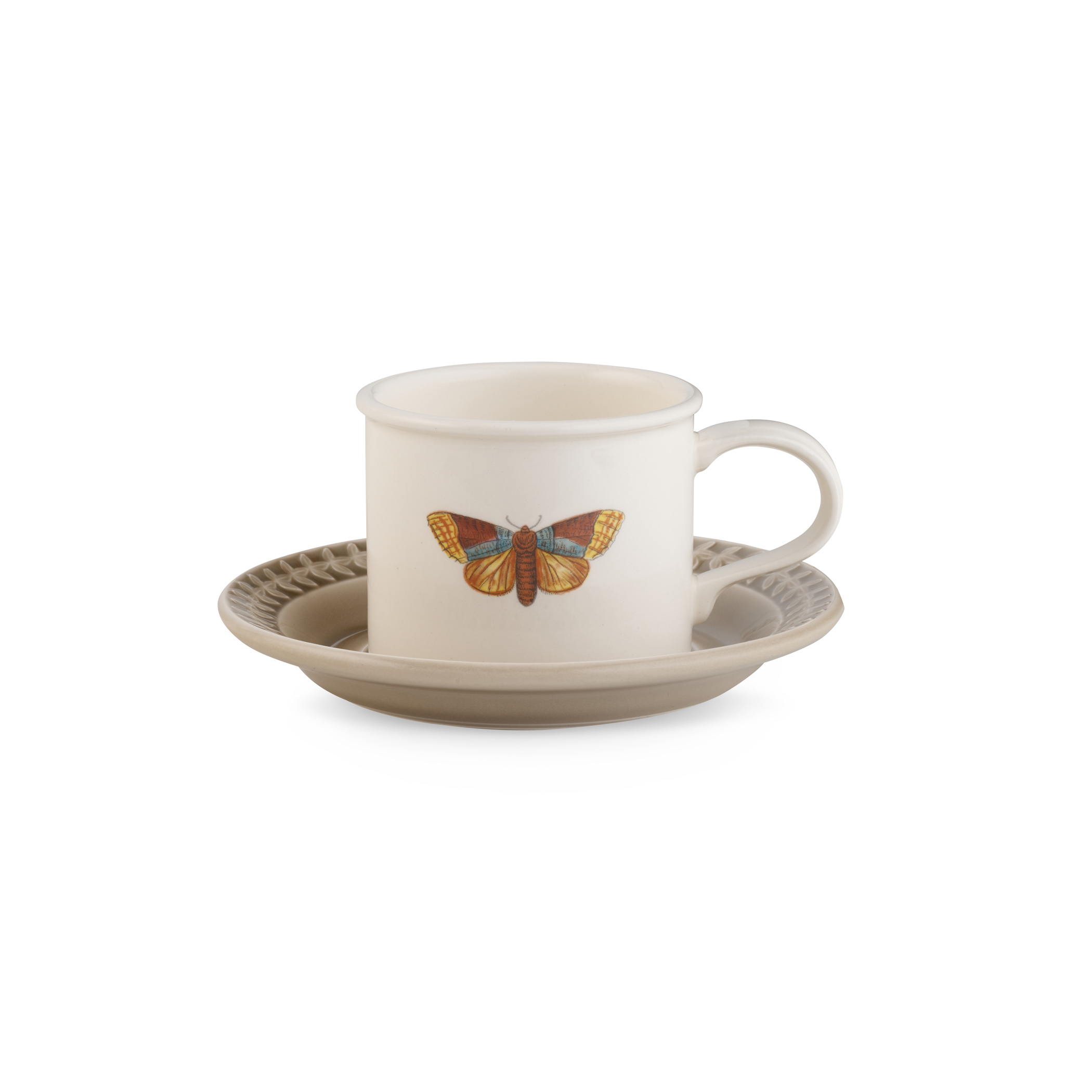 Botanic Garden Harmony Papilio Opal Breakfast Cup and Saucer image number 2