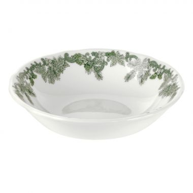 Spode Ruskin House 7 Inch Cereal Bowl (Wreath) image number 0