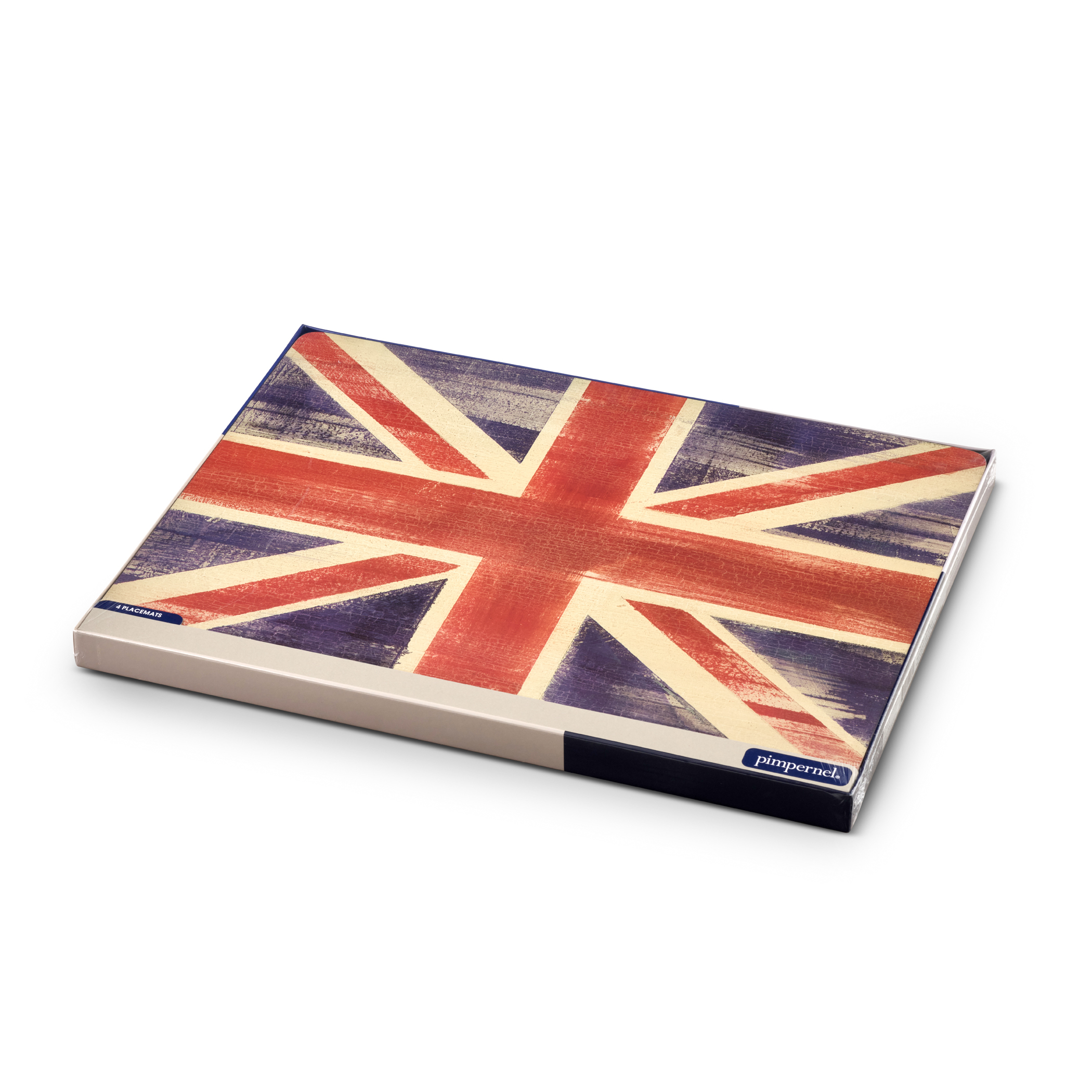 Pimpernel Union Jack Placemats Set of 4 image number 4